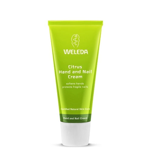 WELEDA Citrus Hand & Nail Cream - Econique