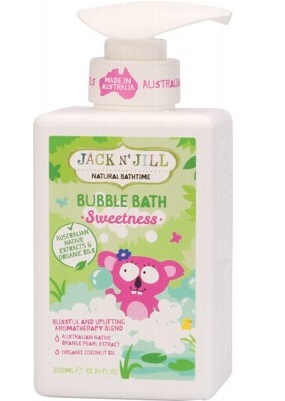 JACK N JILL Bubble Bath