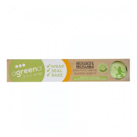 Agreena 3 In 1 Re-Usable Silicone Bakers Sheets - Econique