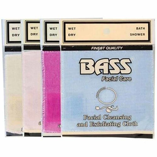 Bass Facial Cleansing and Exfoliating Cloth - Econique