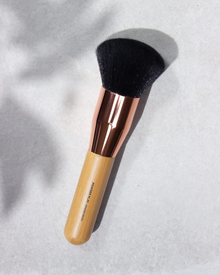 The Organic Skin Co Powder Play Powder Brush - Econique