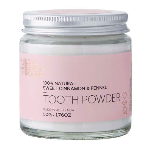 Love Beauty Foods Toothpowder | Econique