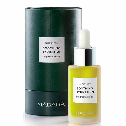 MÁDARA Superseed Soothing Hydration Oil 30ml - Econique