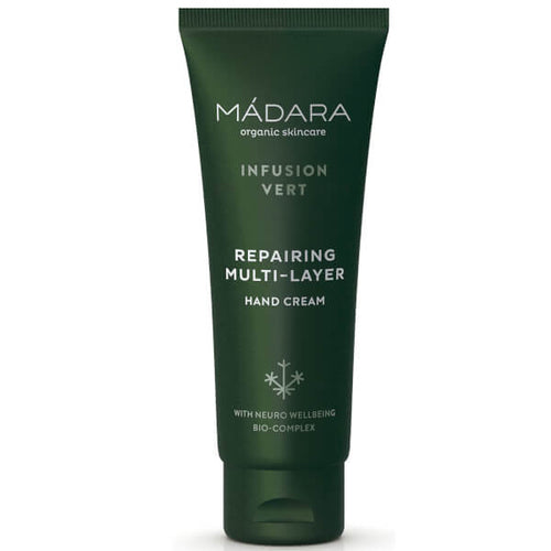 MÁDARA Infusion Vert Repairing Multi-Layer Hand Cream - Econique