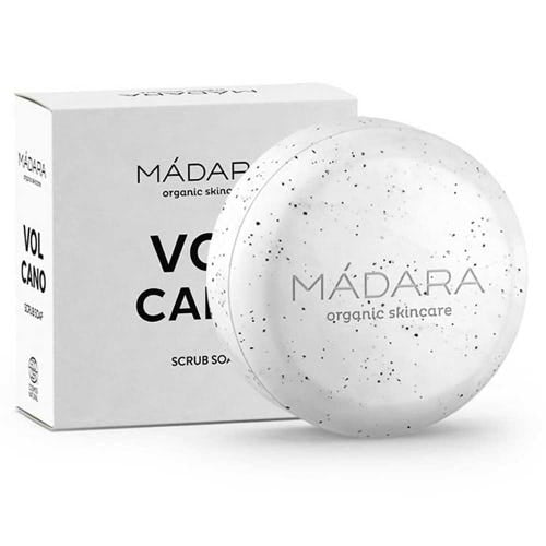Madara Volcano Scrub Soap 90g - Econique