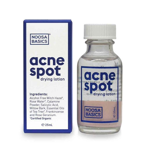 Noosa Basics Acne Spot Drying Lotion 25ml - Econique