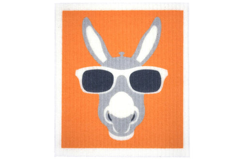 Retro Kitchen Compostable Sponge Cloth Kangaroo - Econique