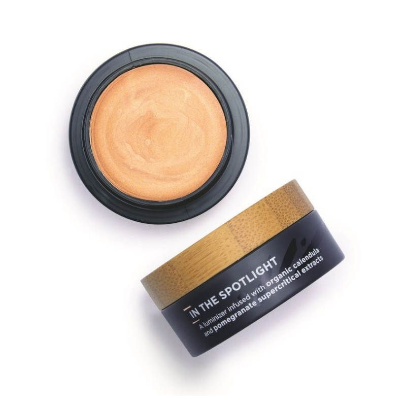 THE ORGANIC SKIN CO In the Spotlight Luminizer Rose Gold - Econique