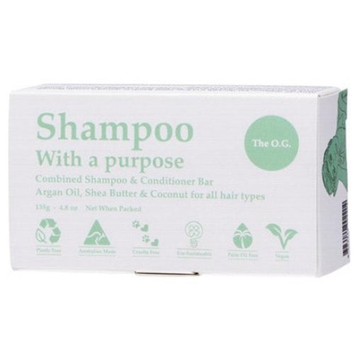Shampoo with a Purpose The O.G. - Econique