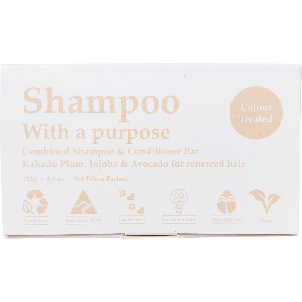 Shampoo With a Purpose Colour Treated - Econique