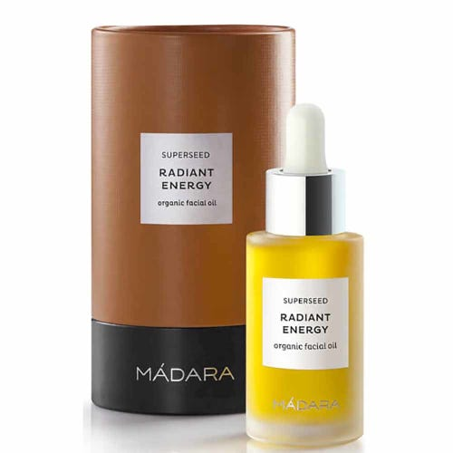 Madara Superseed Radiant Energy Organic Facial Oil 30ml - Econique