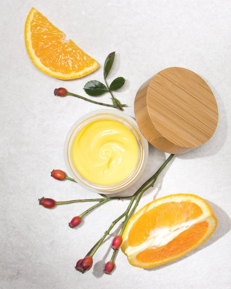 THE ORGANIC SKIN CO Orange & Rosehip Moisturiser - Econique