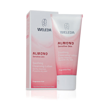 Weleda Almond Soothing Cleansing Lotion - Econique
