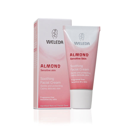 Weleda Almond Soothing Facial Cream - Econique