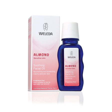 Weleda Almond Soothing Cleansing Oil - Econique