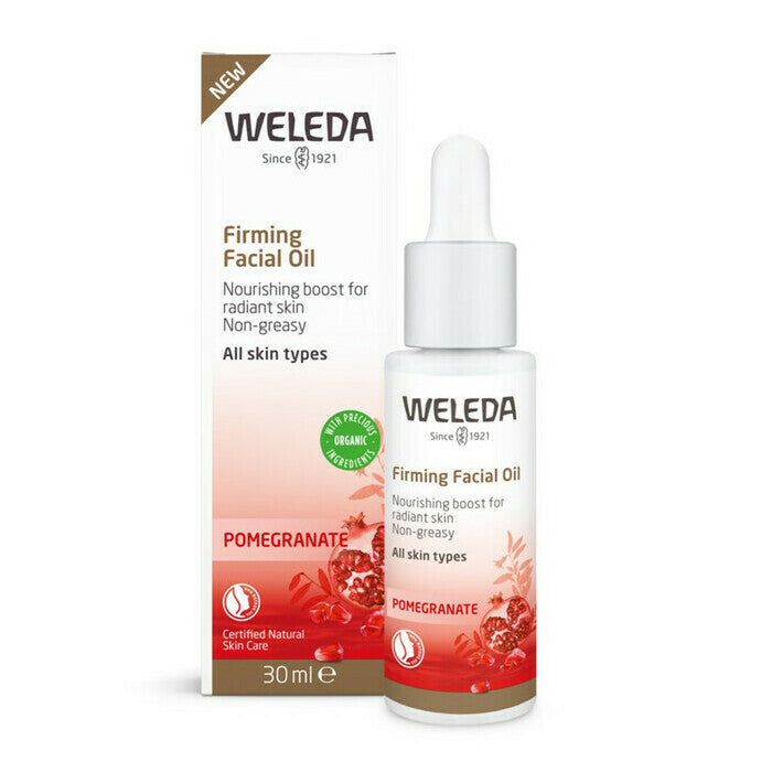 Weleda Pomegranate Facial Oil | Econique