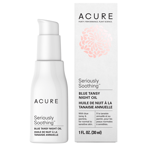 Acure Blue Tansy Oil | Econique
