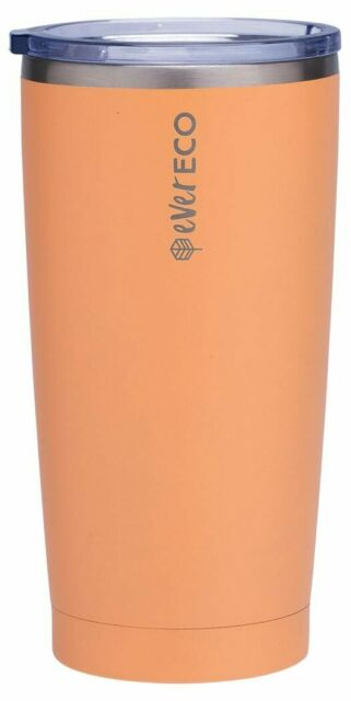 Ever Eco Insulated S/S Tumbler Los Angeles Coral 592ml - Econique