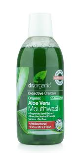 DR ORGANIC Mouthwash - Econique