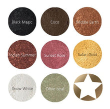 Eco Minerals Eye Shadow - Black Magic - Econique