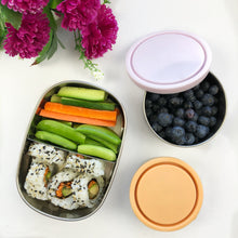 Ever Eco Stainless Steel Bento Snack Box 2 Compartments - Econique
