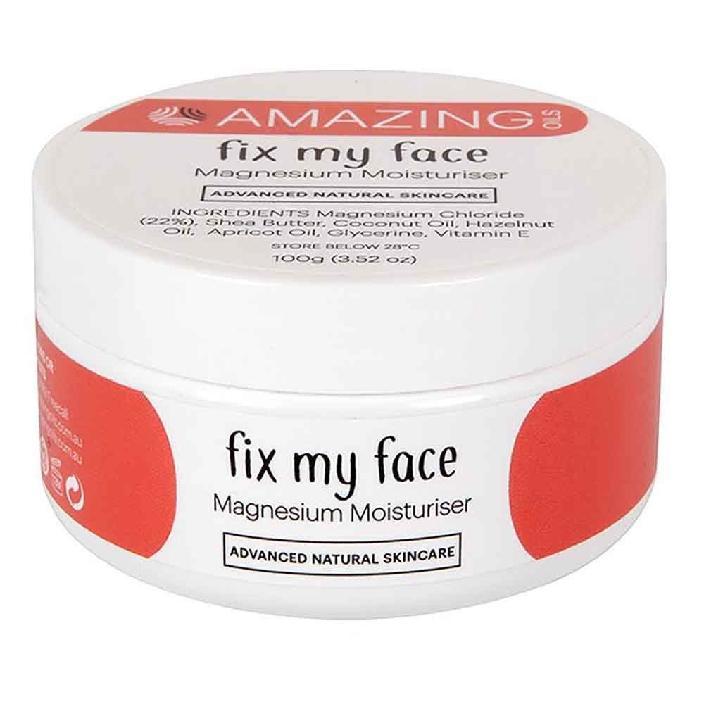 Amazing Oils Fix My Face Magnesium Cream