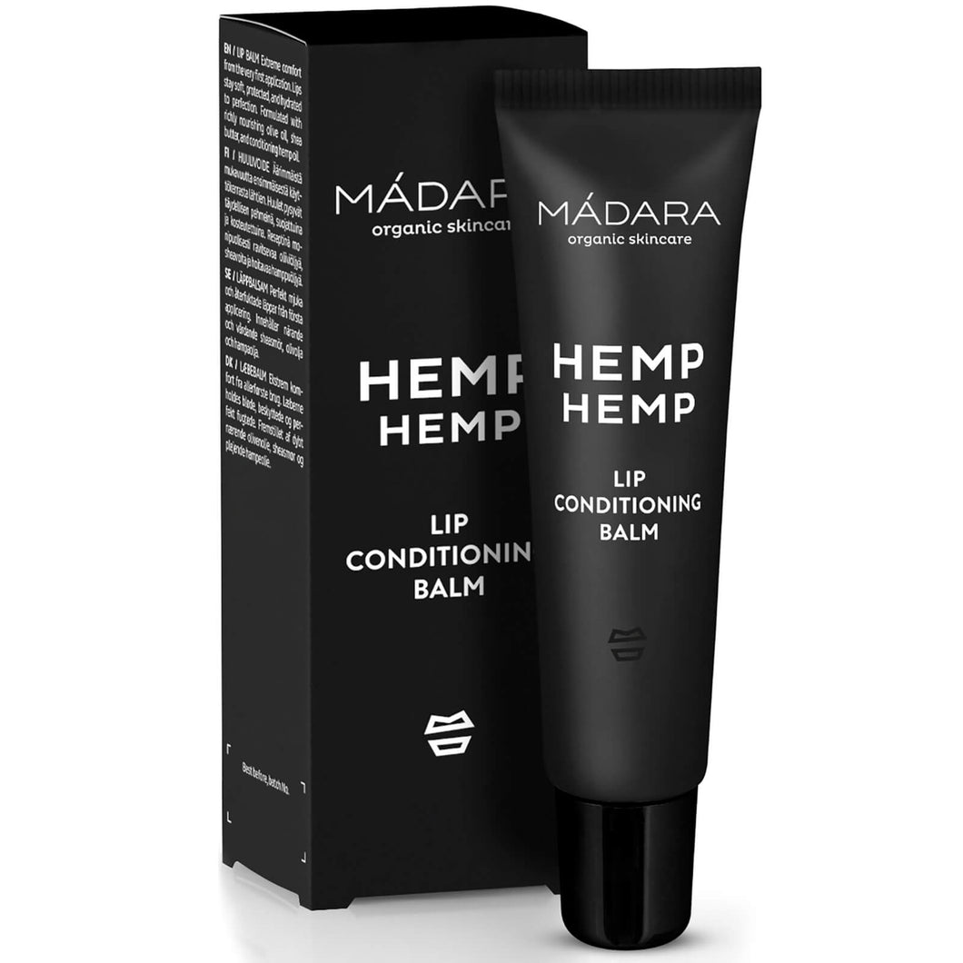 MÁDARA Hemp Hemp Lip Conditioning Balm