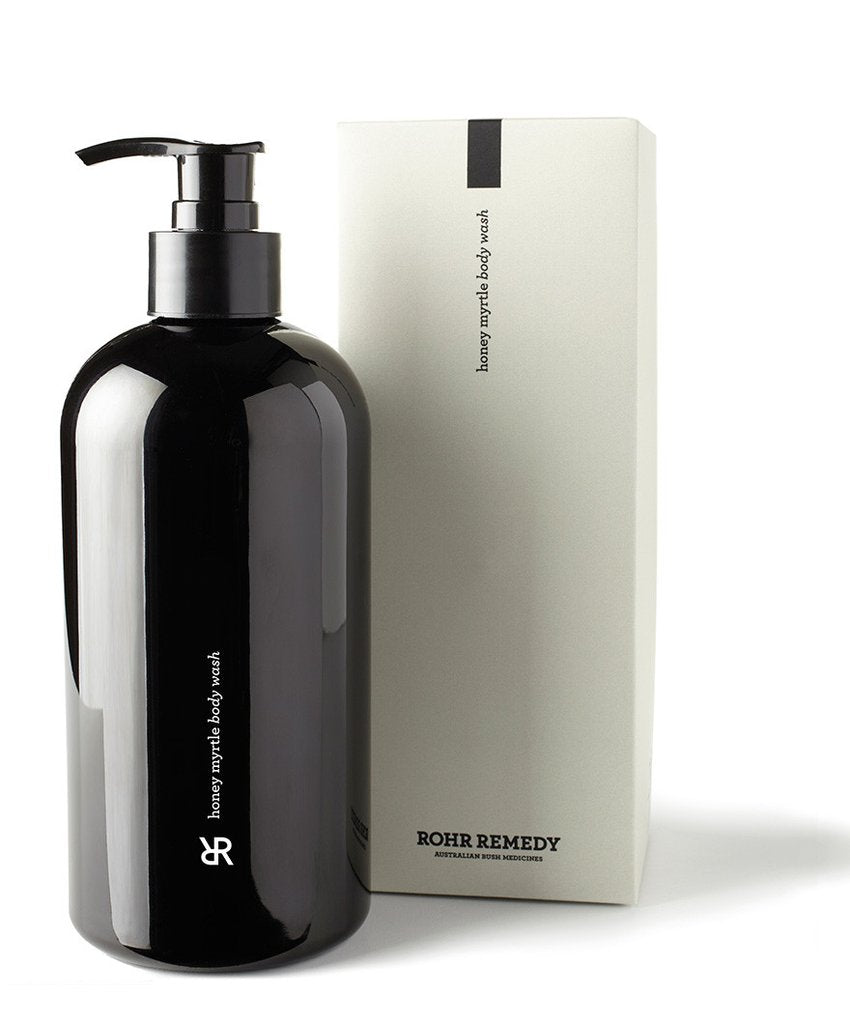 ROHR REMEDY Honey Myrtle Body Wash - Econique