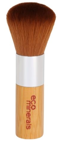 Eco Minerals Vegan Kabuki Brush - Econique