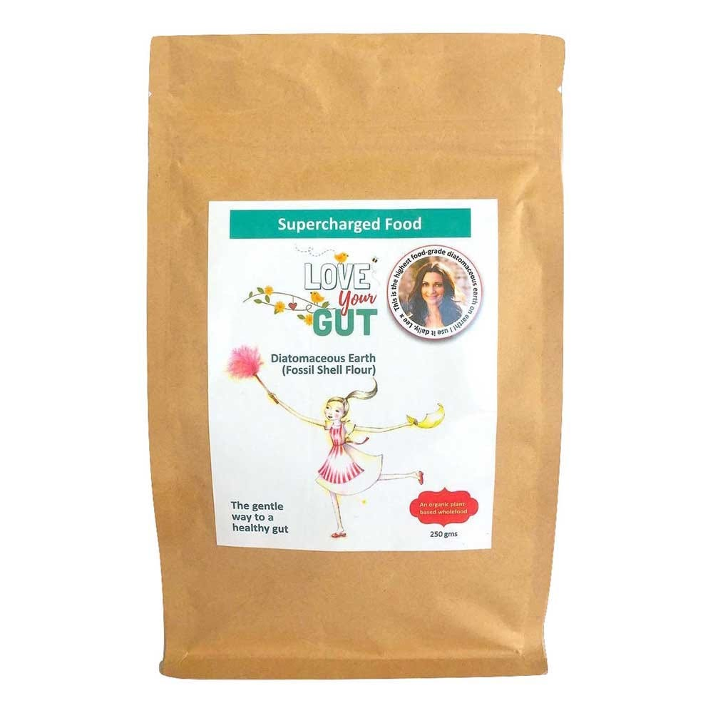 Supercharged Food Love Your Gut Powder 250 g - Econique