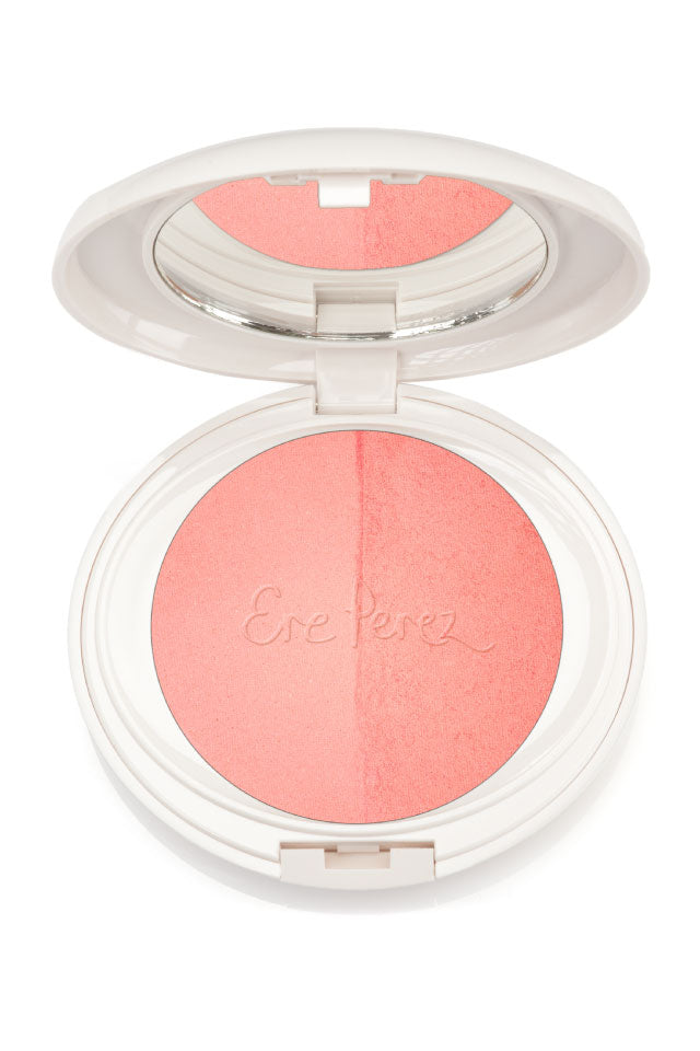 ERE PEREZ Pure Rice Powder Blusher - Bondi Blush - Econique
