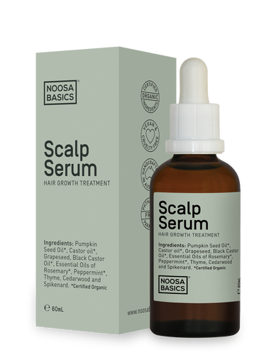 NOOSA BASICS Scalp Serum 60ml - Econique
