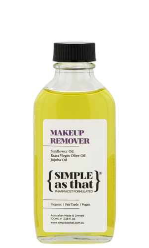 SIMPLE AS THAT Makeup Remover - Econique