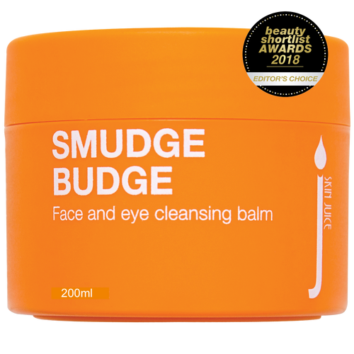 SKIN JUICE Mega Smudge Budge Face Eye Cleansing Balm 200ml - Econique