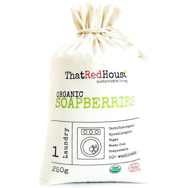 That Red House Organic Soapberries - Econique