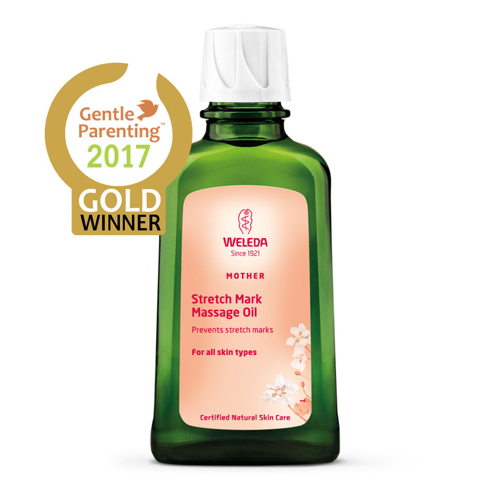 Weleda Stretch Mark Massage Oil - Econique