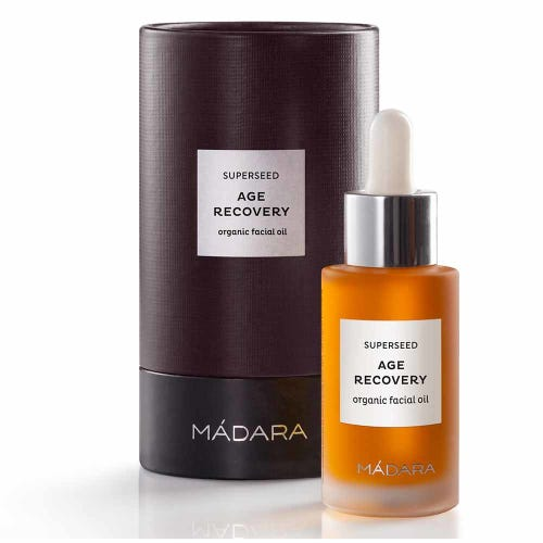 MÁDARA Superseed Organic Age Recovery Facial Oil 30ml - Econique