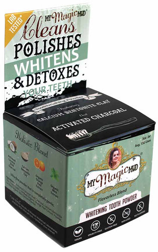 charcoal powder for teeth | Econique