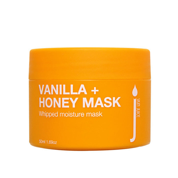 SKIN JUICE Vanilla Honey Moisture Whipped Mask 50ml - Econique