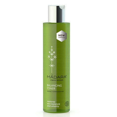 MÁDARA Balancing Toner Normal to Combination Skin 200ml - Econique