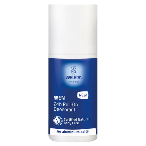 Weleda 24H Roll on Deodorant Men - Econique