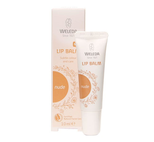Weleda Lip Balm Nude - Econique
