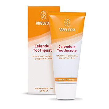 WELEDA Natural Calendula Toothpaste - Econique