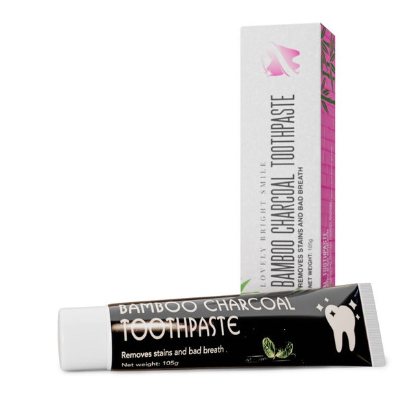 Bamboo Charcoal Toothpaste