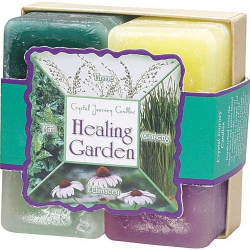 Herbal Candle Gift Set