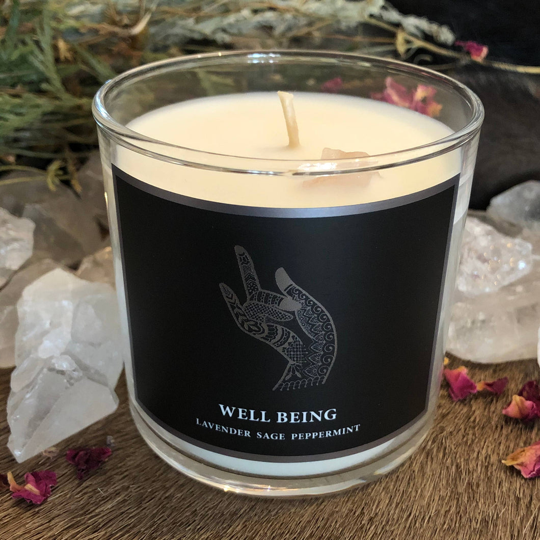 Well Being 6oz Candles