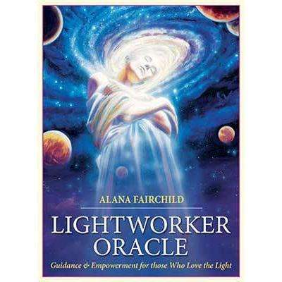 Lightworker Oracle Deck & Book by Alana Fairchild