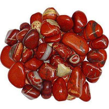 Natural Tumbled Crystals and Stones,Red Jasper
