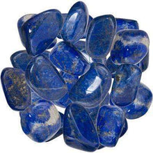 Natural Tumbled Crystals and Stones,Lapis Lazuli