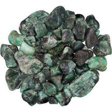Natural Tumbled Crystals and Stones,Emerald